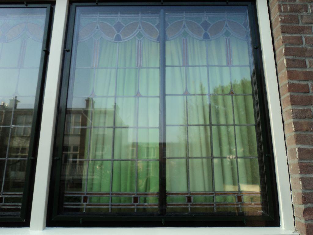 Alternatief Voor Dubbel Glas.Voorzetramen En Achterzetramen Uitstekende Isolatie