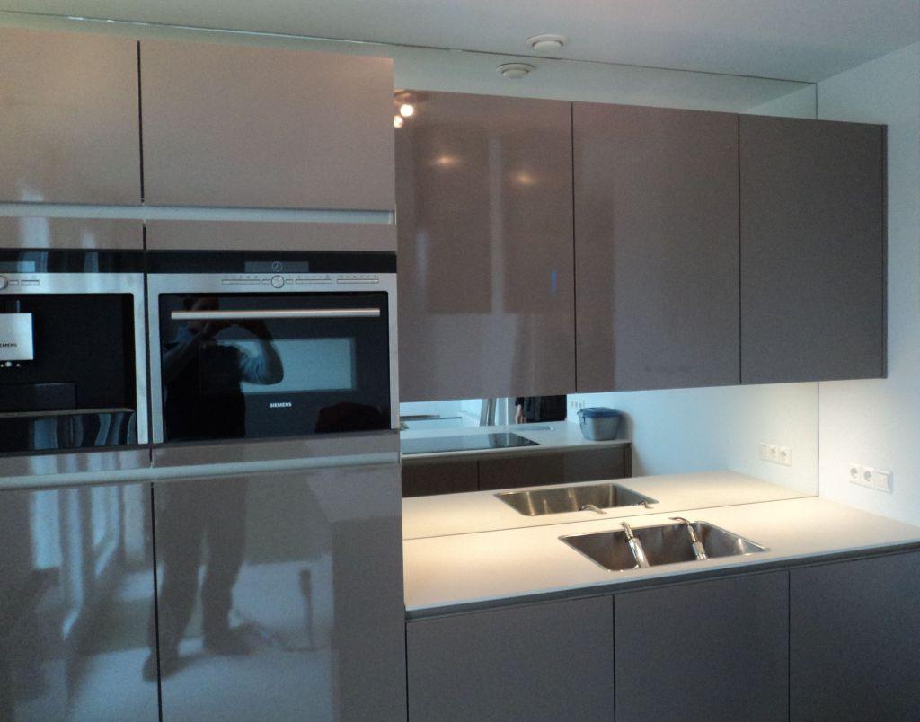 Keuken Achterwand Spiegel ~ Home design ideeën en