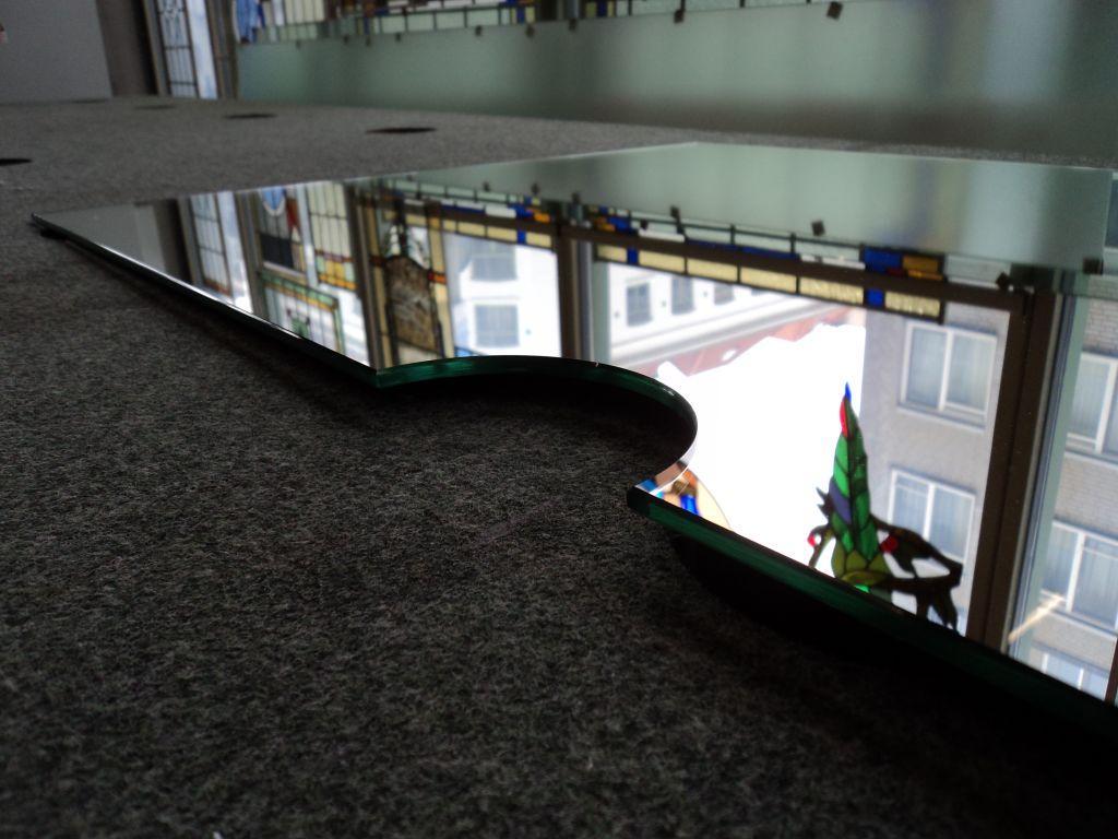 Spiegel Laten Maken : Glashandel ariba den haag voor spiegels op maat spiegelwanden en