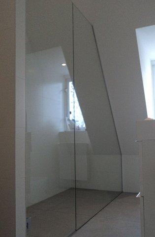 Douchedeuren douchewanden en douchecabines op maat Den Haag